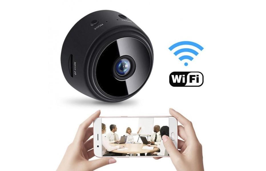caméra espion domicile