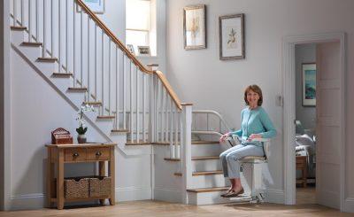 Un monte-escalier